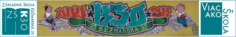 ZŠ Kežmarská 30 Logo